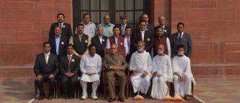 President of India Shri Pranab Mukherjee